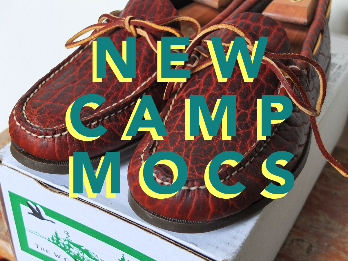 Russell Moccasin Camp Mocs