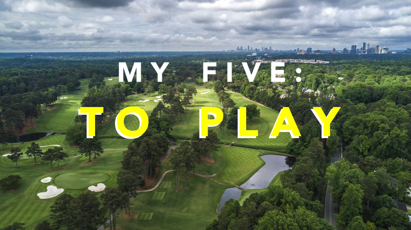 My Five: To Play