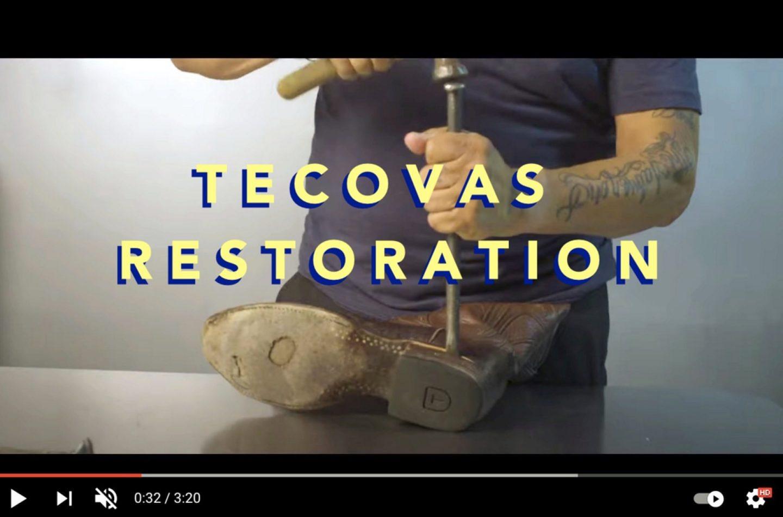 Good News: Tecovas Restoration
