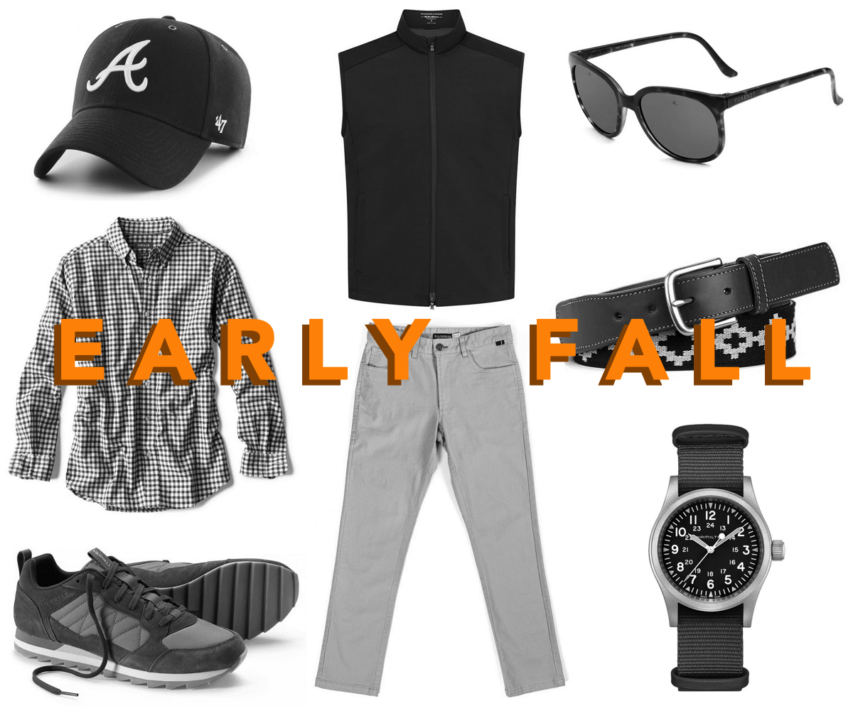 Early Fall Casual Style