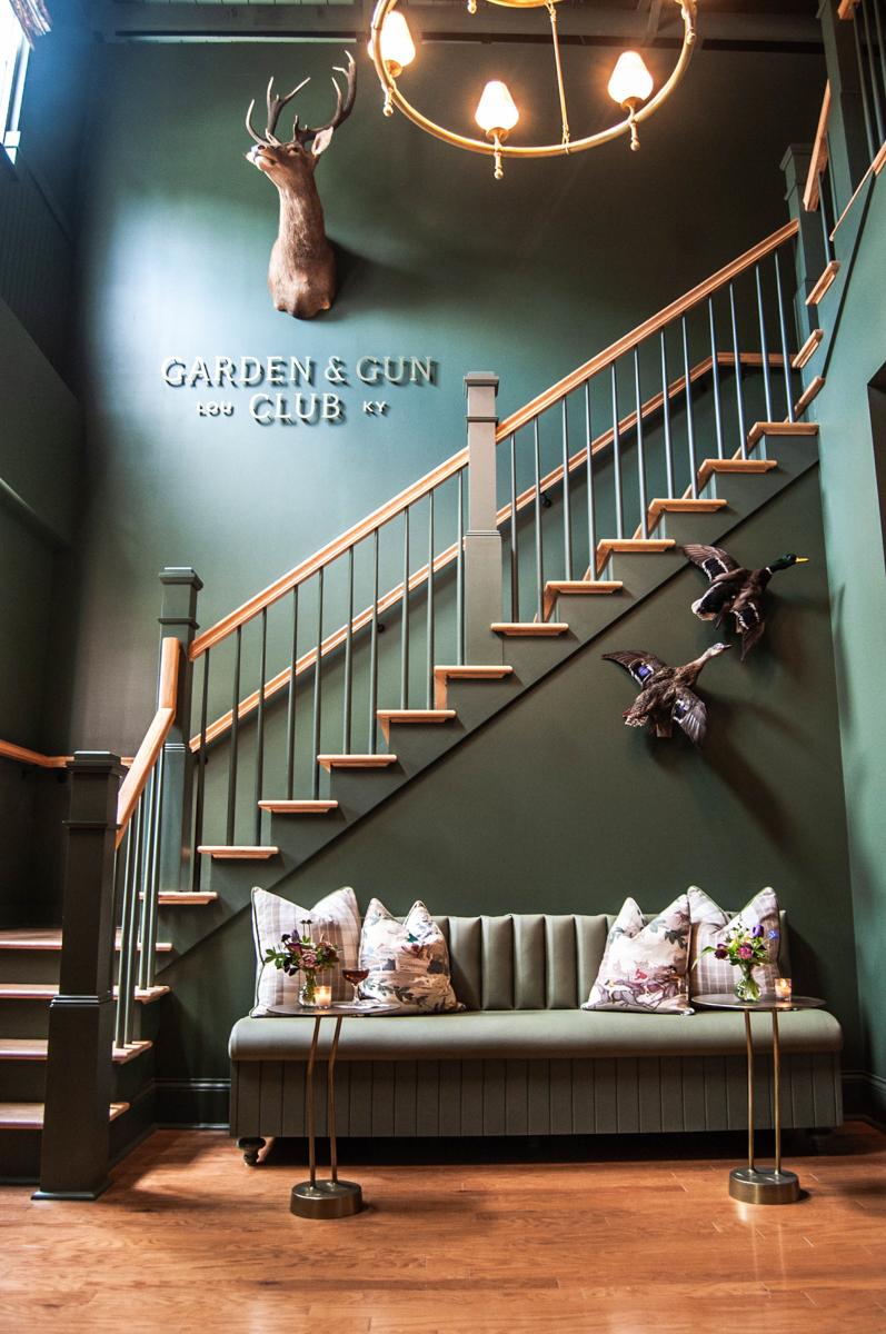 The Garden & Gun Club, Kentucky Style