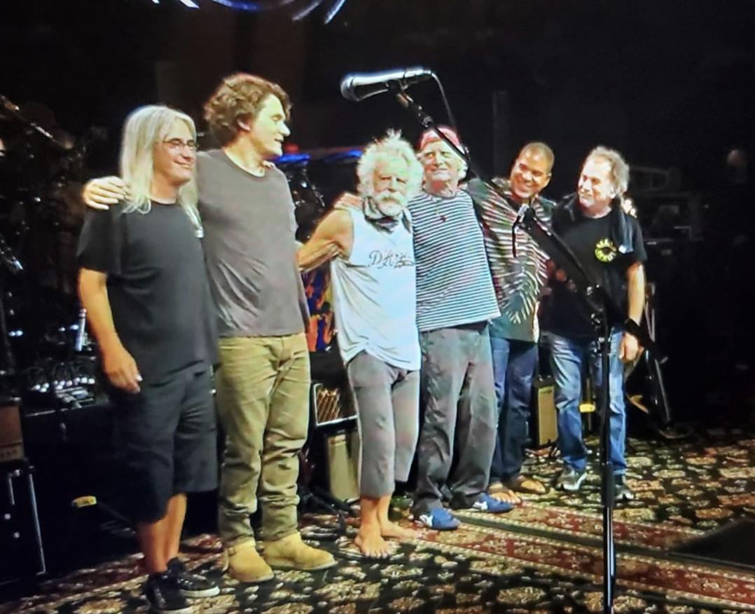 Dead & Company 2021 Tour Kickoff