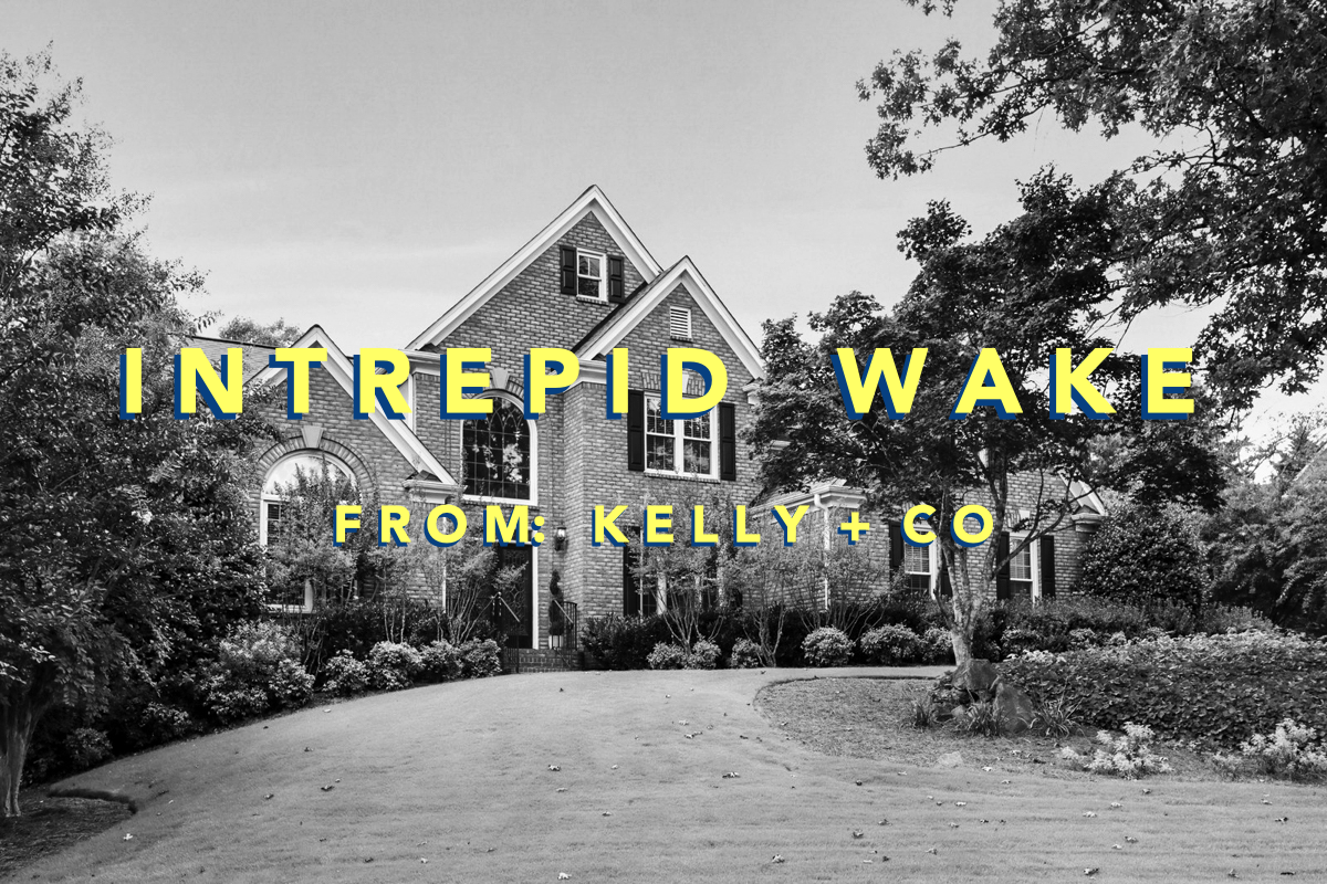 Intrepid Wake from Kelly + Co