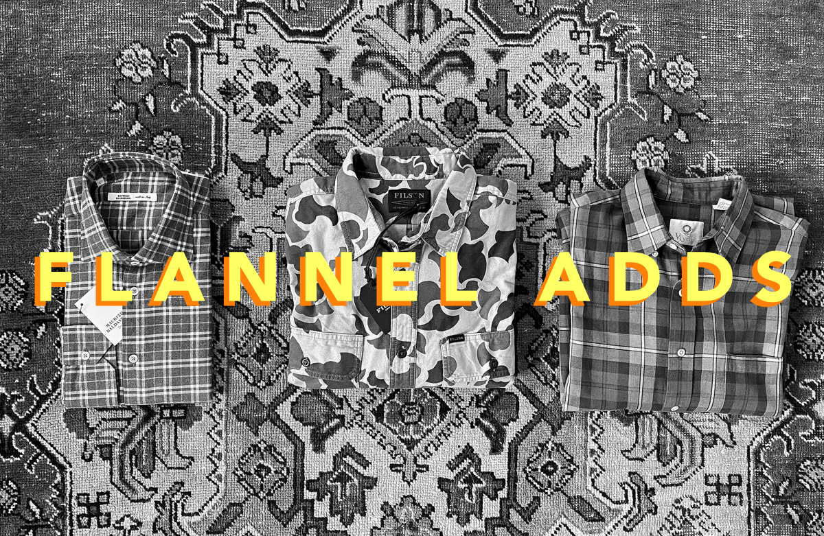 Fall Flannel Adds